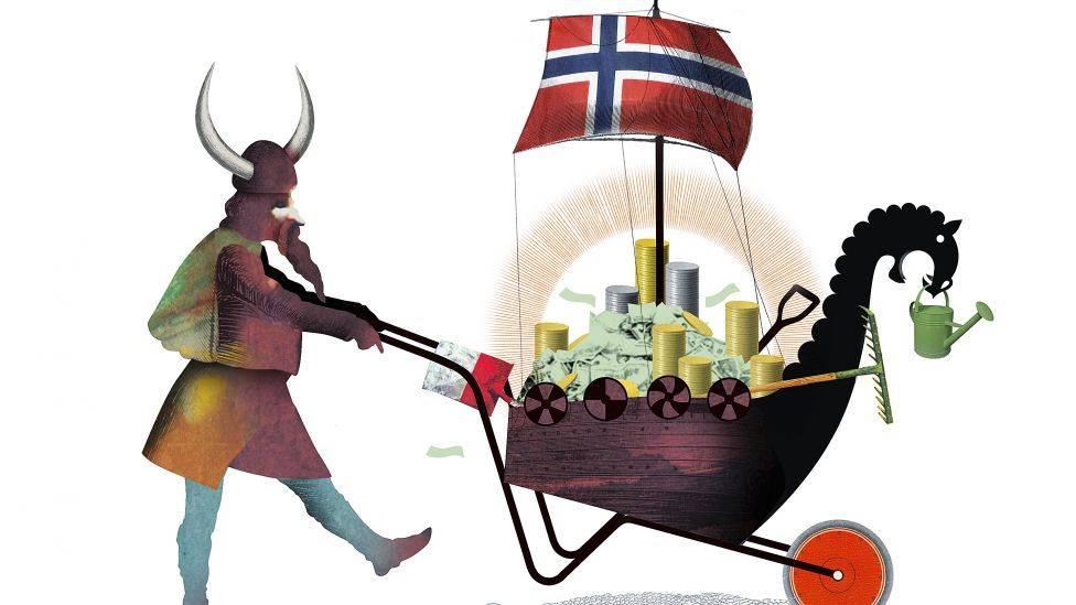 Investorstaten Norge Aftenposten Innsikt